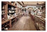 Vintage Hardware Store,  Halstead, KS