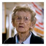 Ninety years,   Mildred, KS