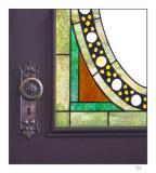 Door detail  Ellenwood, KS