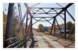 Girder / rivet constucted bridge, Flint  Hills