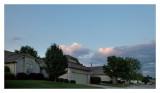 Killarney Circle at twilight