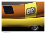 Wienermobile detail.