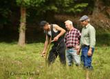 Manden med le'en i Grib Skov (Juni 2012)