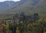 Iconic Banff Springs Hotel