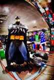 Batman at ION Orchard mall, Singapore