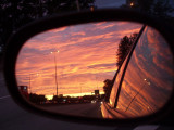 Life in the Rear View Mirror