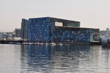 Harpa from the sea