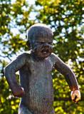 Angry young man I