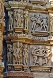 Carvings, Khajuraho