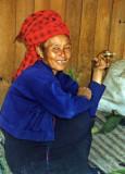 Pa O woman