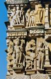 Carving, Khajuraho