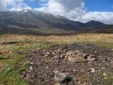 Sky burial site