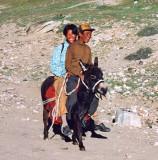 Donkey riding, Korzok