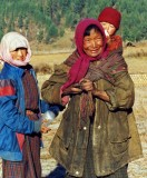 Lady, Bumthang