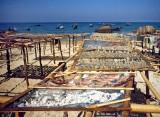 Fish drying racks