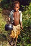 Boy with pot