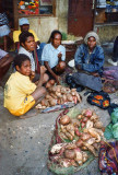 Sweet potatoes, Wamena
