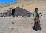 Nomad camp