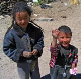 Children, Peiku Tso