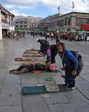 Pilgrims, Jokhang