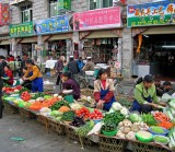 Vegetable market