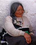 Woman in Barkhor