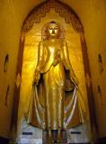 Buddha, Ananda Pahto
