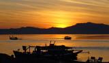 Irrawady sunset