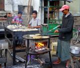 Breakfast, Mandalay