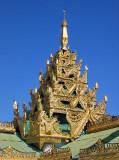 Spire, Sagaing