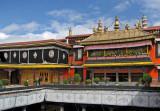 Jokhang roof