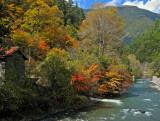 Autumn colours, Miyaluo