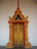 Wat entrance