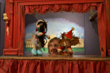 Janet's puppet show