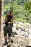 Climbing Instructor at Great Falls