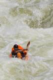 At Great Falls of the Potomac