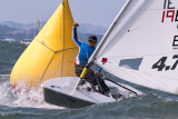 NEW ... Junior 4.7 Laser Worlds -  7/30/11