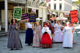 Women's Suffrage Rally