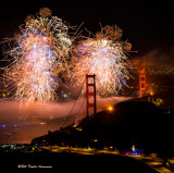 Golden Gate Bridge 75th Anniversary Celebration