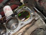 Headgasket inspection.