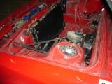 Radiator location testing