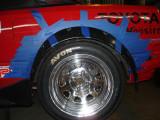 Minimal wheel gap
