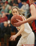St Lawrence vs Loyalist W-Basketball 02-16-11