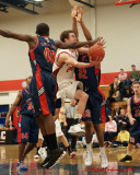 St Lawrence vs Loyalist M-Basketball 02-16-11