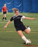 St Lawrence Brockville Schooners vs St Lawrence Cornwall Sharks W-Indoor Soccer 03-12-11