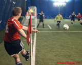 St Lawrence Brockville Schooners vs St Lawrence Cornwall Sharks M-Indoor Soccer 03-12-11