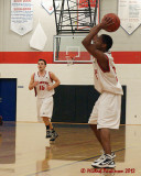 St Lawrence vs Loyalist MBasketball 02-22-12