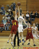 Queen's Vs Laurentian W-Basketball 01-06-07