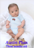 2011 - Austin Phan - Three Months Old