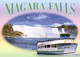 2011 - Niagara Falls, New York - The American Falls
